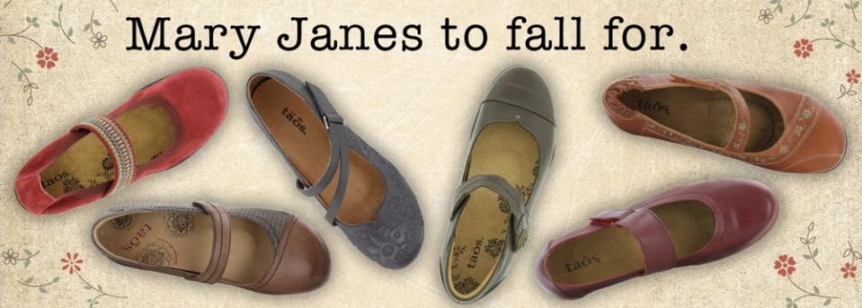 Taos Footwear Styles 2015